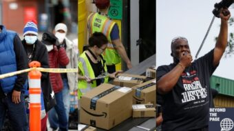 People's World Podcast: Trump's Depression economy, organizing at Amazon, and voter suppression