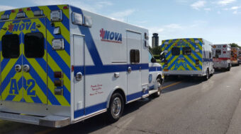 EMS union drive near Syracuse, N.Y. boosted by coronavirus and company's hostile response