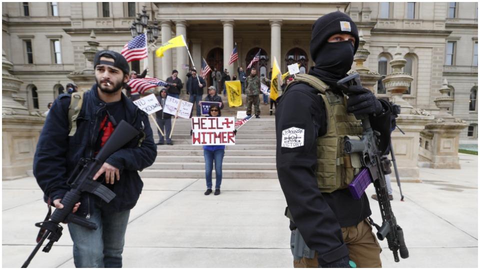 Trump attacks Michigan Gov. Whitmer after white supremacist kidnapping plot foiled