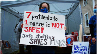 Patients before profits: Connecticut Backus Hospital nurses' strike wins tentative contract