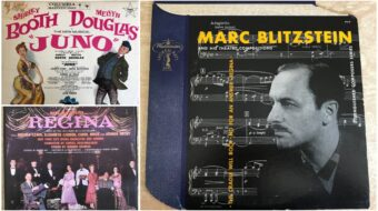 Video tribute to radical composer Marc Blitzstein by University of Wisconsin Opera
