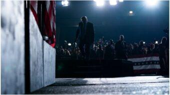 Trump down with coronavirus; his Pennsylvania acolytes prepare a coup