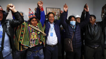 Socialists win big in Bolivia; Morales expected to return from exile