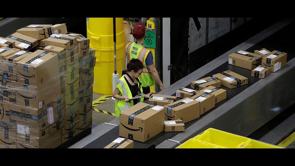 Nearly 20,000 Amazon workers infected with coronavirus