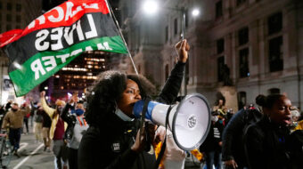 Philly activists fight back against election theft and economic crisis
