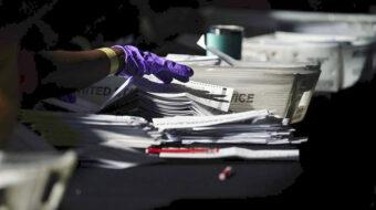 Judge dismisses Trump campaign lawsuit to stop Georgia count