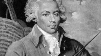 Black composer Joseph Bologne's opera 'The Anonymous Lover' to stream November 14