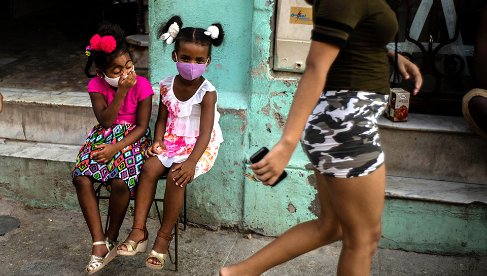 Cuban report says U.S. blockade still causing immense economic loss