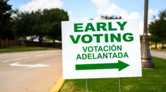 Unions, progressives push for Latino Biden votes