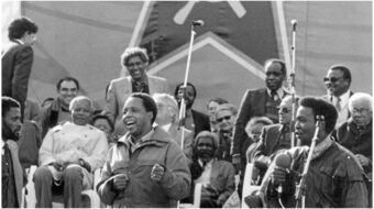 South Africa's Communists condemn possible release of Chris Hani's assassin