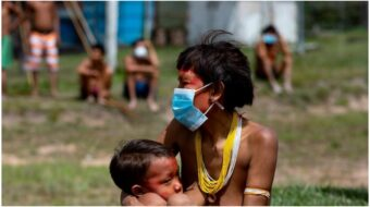 Coronavirus report from Brazil: Yanomami mothers beg for their babies' bodies