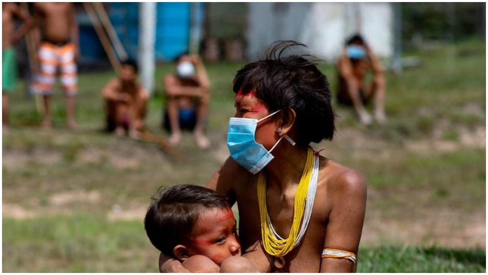 Coronavirus report from Brazil: Yanomami mothers beg for their babies' bodies