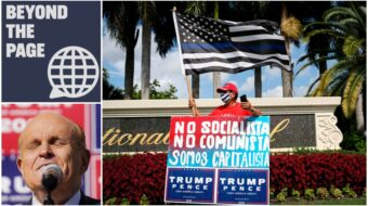 PW Podcast: Anti-communism, punching left, and Trump's frivolous lawsuits