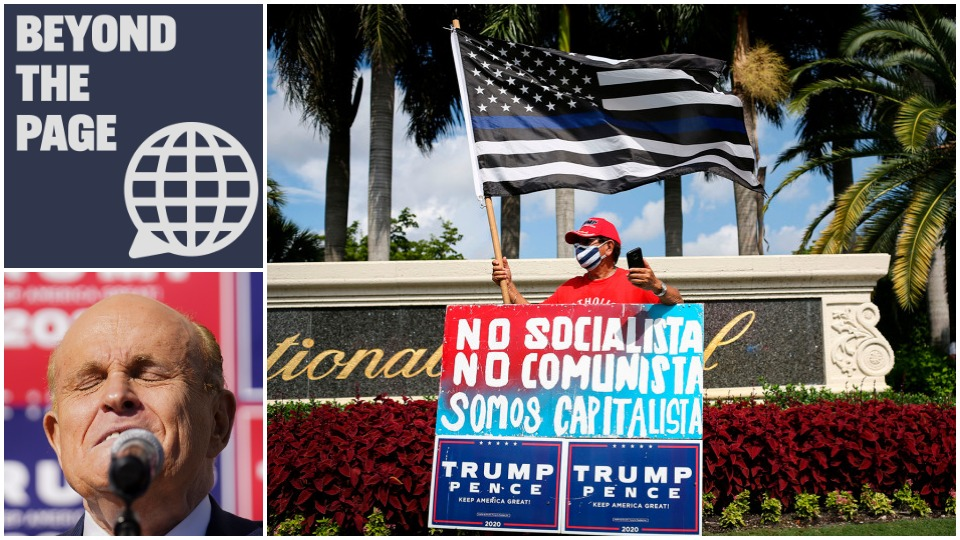PW Podcast: Anti-communism, punching left, and Trump's frivolous lawsuits