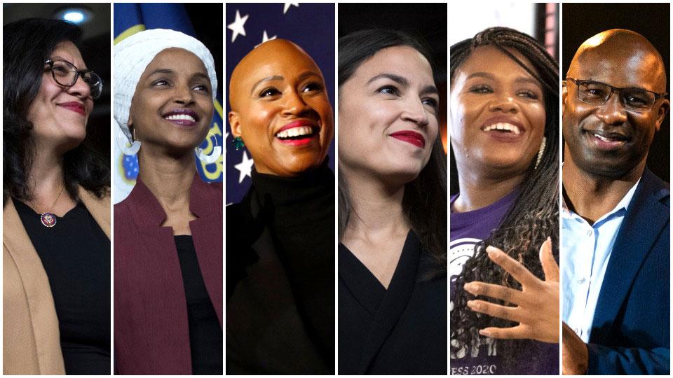 House progressive bloc expands despite Trump's hateful rhetoric