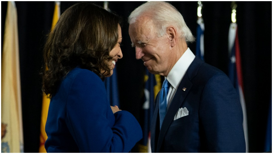 Biden and Harris won on Nov. 3; counts confirm that today