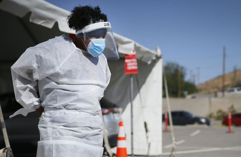 Coronavirus rages across the entire U.S., triggering new closures