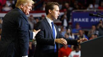 Republican Sen. Hawley to tie up Jan. 6 Electoral College certification