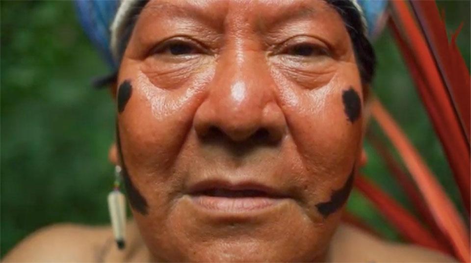 Davi Kopenawa, Yanomami leader and shaman, elected to Brazilian Academy of Sciences