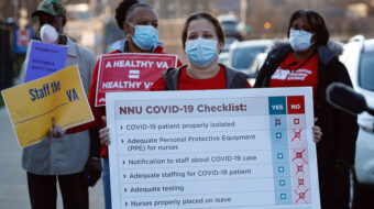 VA workers: Short-staffing and PPE shortages impacting vets' care