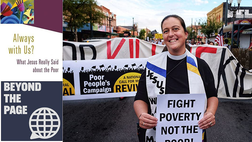 PW Podcast: Rev. Liz Theoharis talks voter suppression and poverty