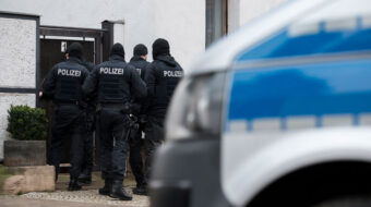 Neo-Nazi groups targeted by German police raids