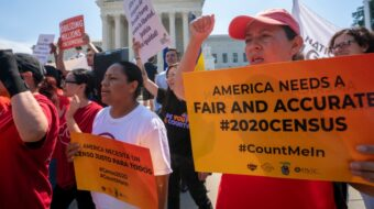 Justices skeptical of Trump demand to delete undocumented from census