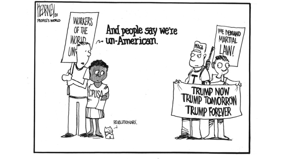 Who are the un-Americans?