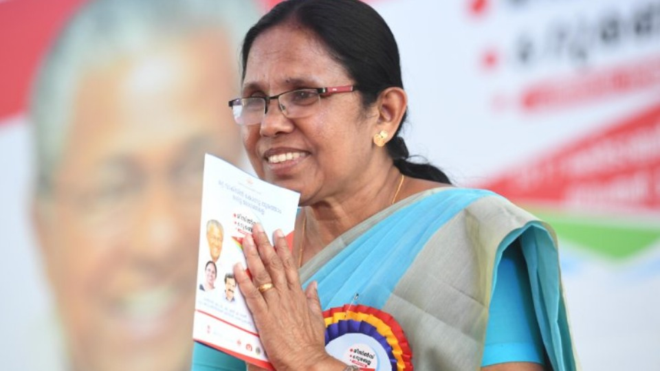 Communist teacher turned health minister leads pandemic fight in India