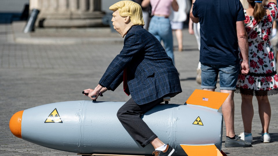 'Ban the Bomb' becomes international law, but U.S. doesn't sign on