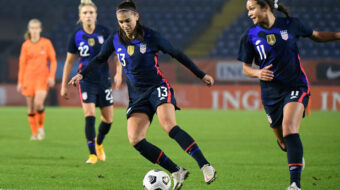 Equal pay for equal work? Not yet for U.S. women's soccer team