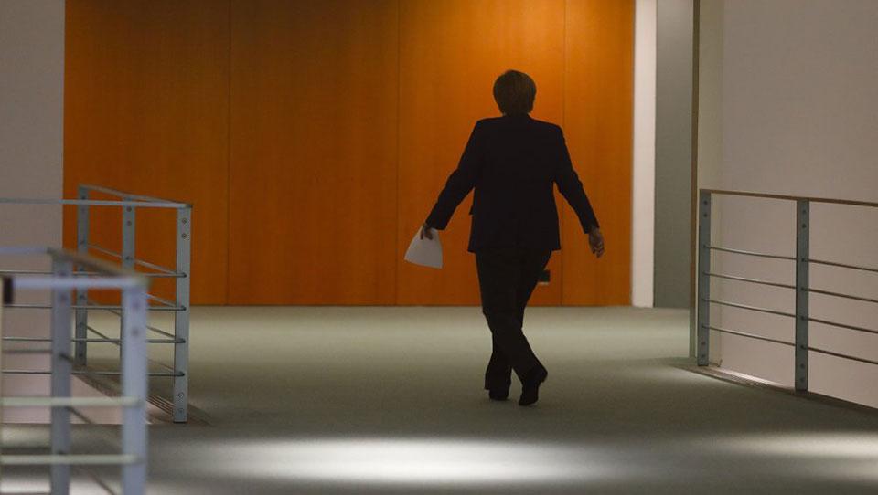 Angela Merkel readies her exit in Germany