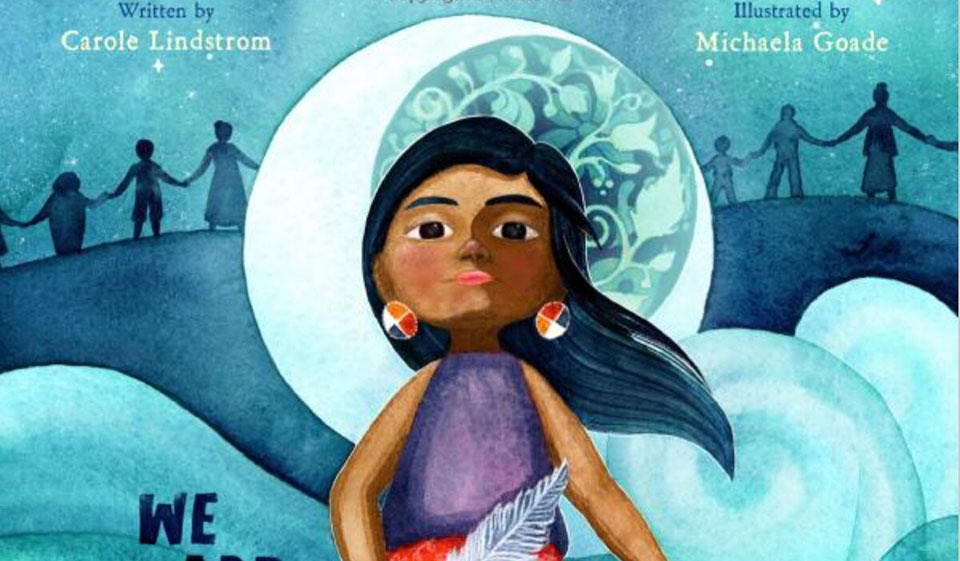 First Native American to win Caldecott Medal for children's book illustration