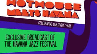 Chicago's HotHouse presents the Havana Jazz Festival, 5 nights of sizzling music