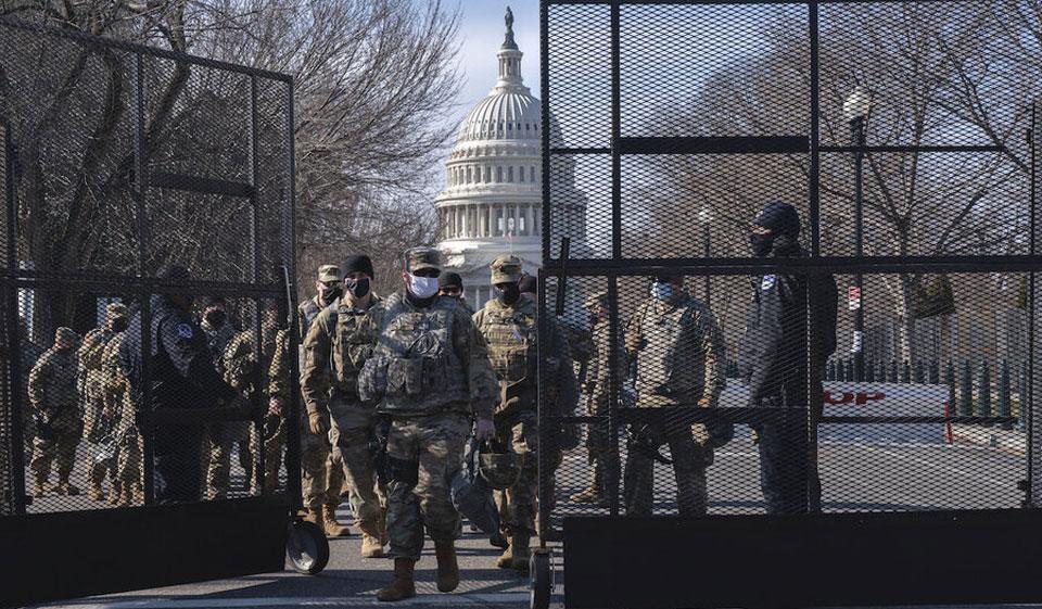 Biden prepares post-inaugural sprint, as debate rises over Trump impeachment