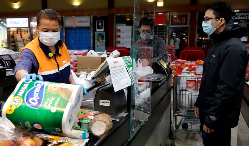 Coronavirus hits labor movement: Union numbers down, density up