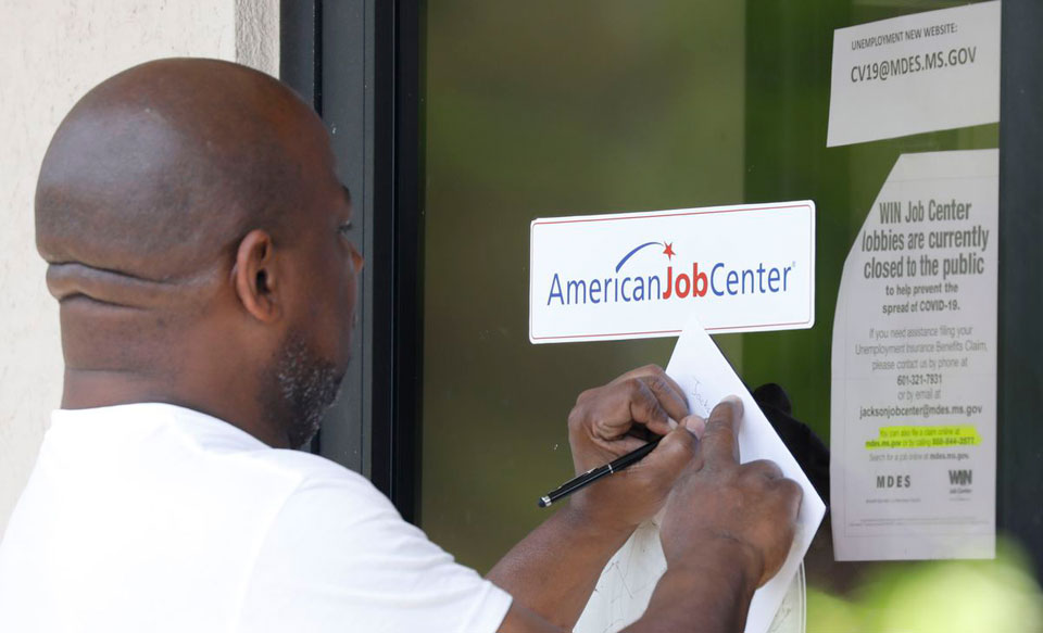 Coronavirus hits jobs again, 140k jobs lost in December