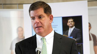 Biden nominates Boston Mayor Marty Walsh, a Laborer, as Labor Secretary