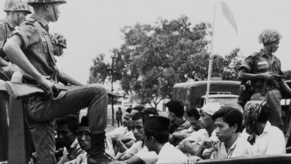 New book: Indonesia was model for anti-communist massacres, U.S. complicity