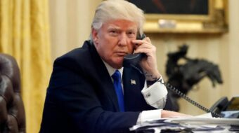 Trump phone call an attempt to overthrow the U.S. government