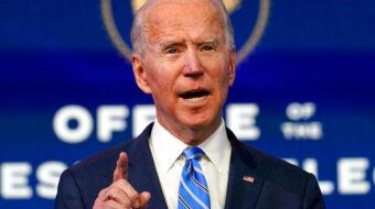 So called 'moderate' Republican senators endanger the Biden rescue package