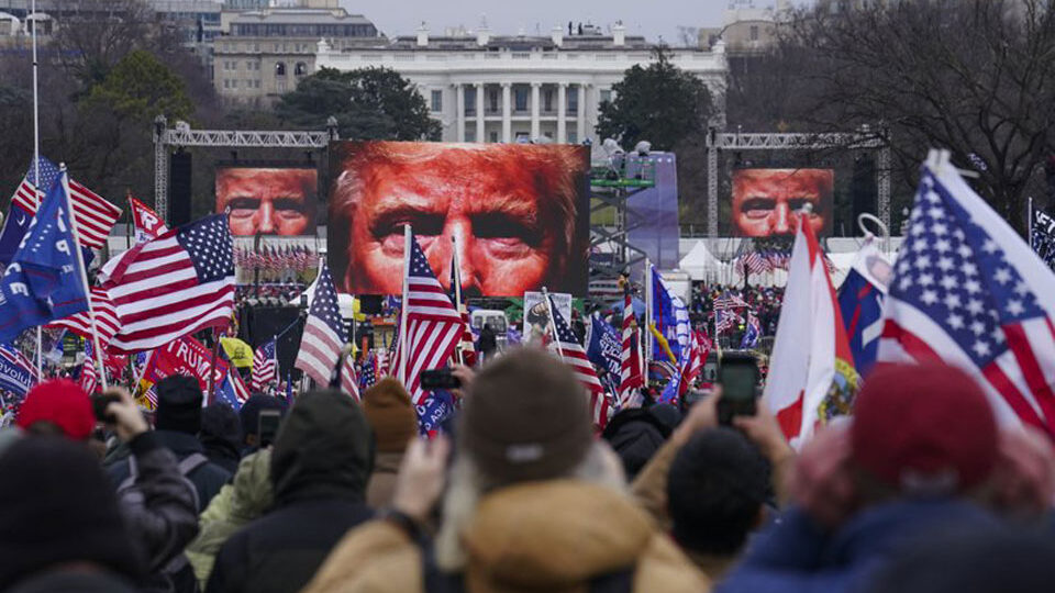 Records: Trump allies organized rally that ignited Capitol riot