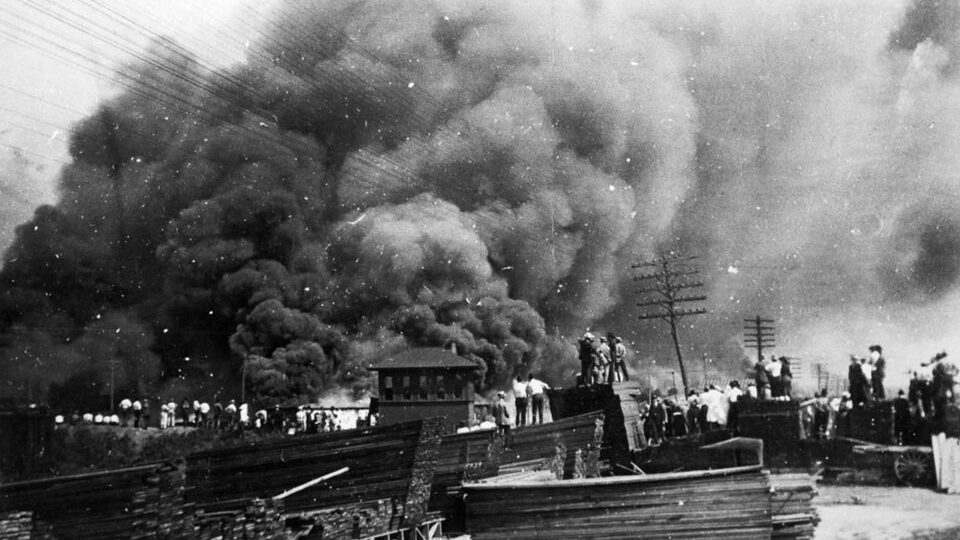 'Goin' Back to T- Town': Lessons from the Tulsa Race Massacre