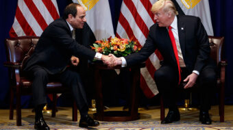 Trump's right-wing Egyptian allies attack Biden administration and Dems