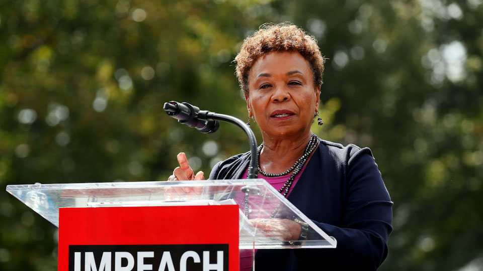 'Truth to Power: Barbara Lee Speaks for Me' at Pan African Film Festival