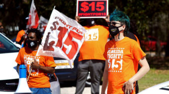 Unions, Poor People's Campaign press wage hike ahead of Congress vote