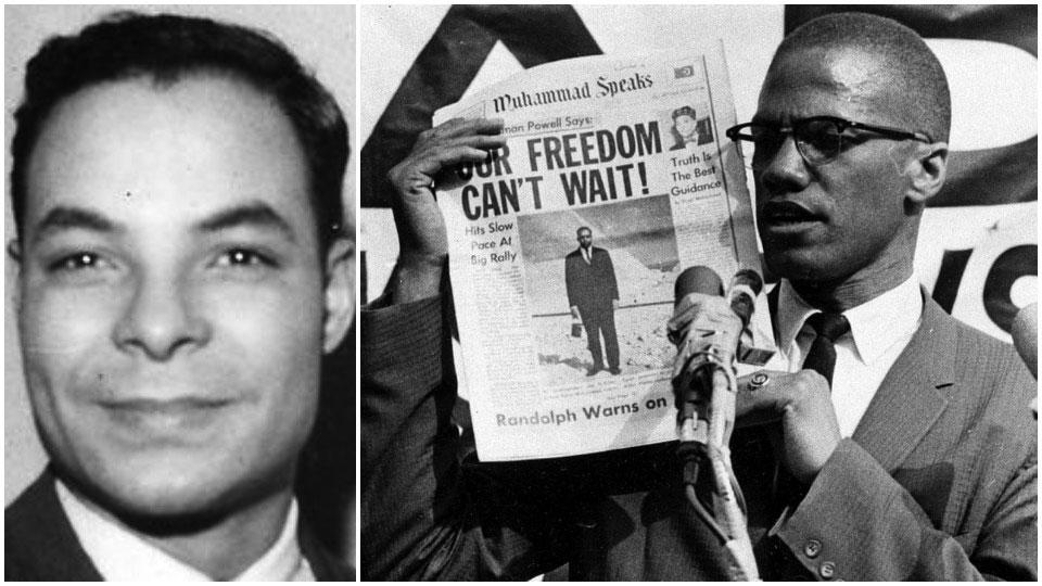 Famed Black journalist Joe Walker's fateful meeting with Malcolm X