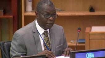 Cuba en vicepresidencia del Comité de ONU sobre Descolonización