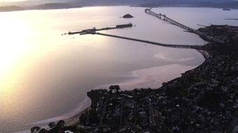 Chevron refinery dumps oil into San Francisco Bay