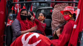 Kerala Communists involve youth and women in carrying out their mission